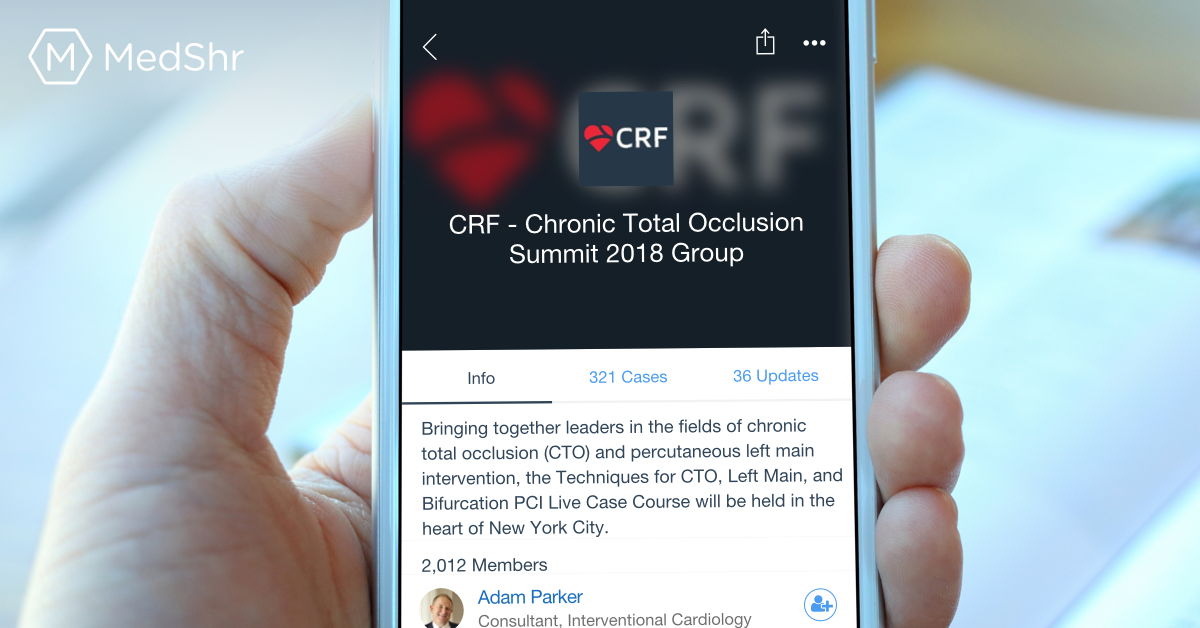 CRF-Chronic-Total-Occlusion-Summit-2018