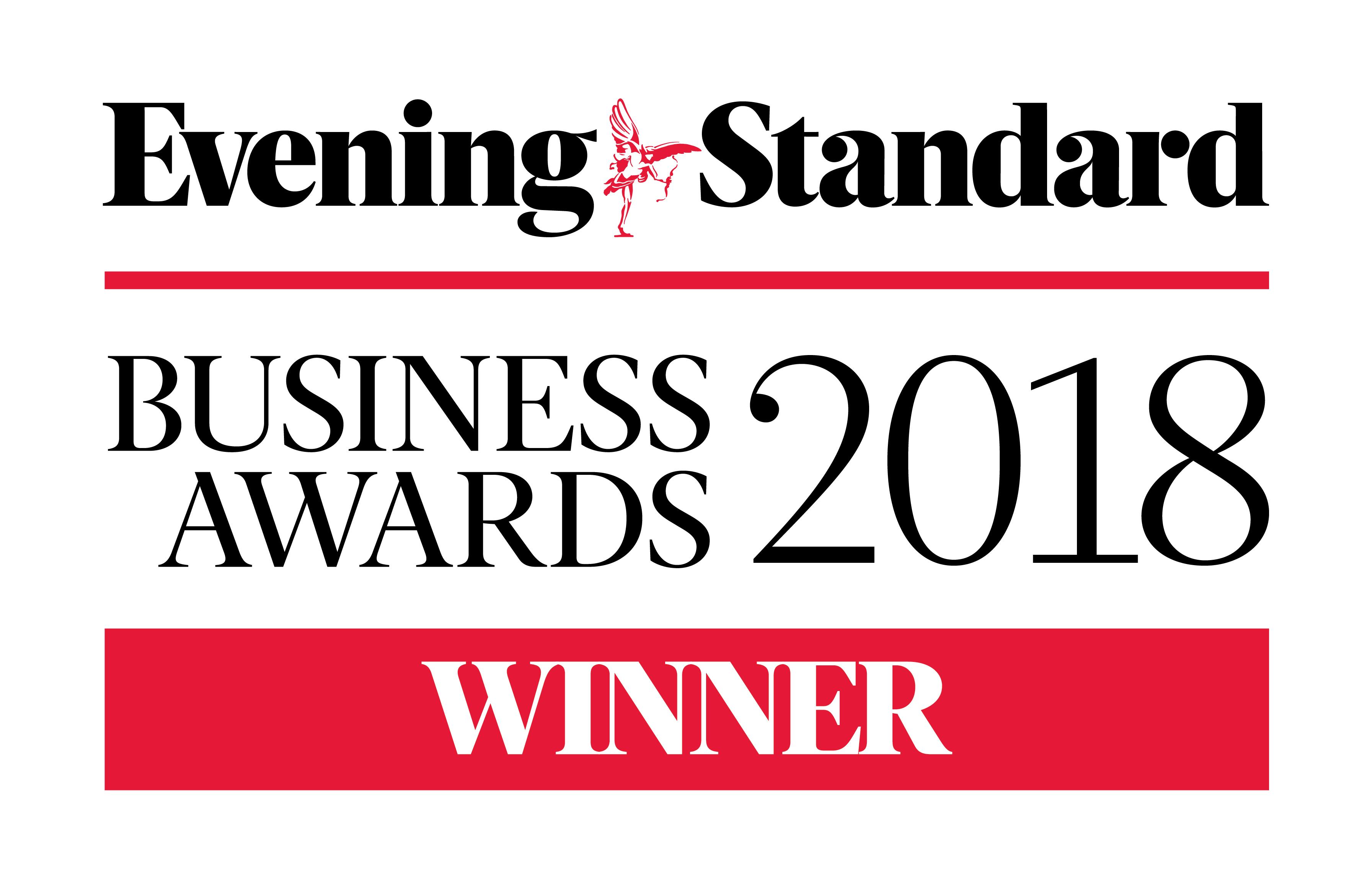 Evening-Standard-Business-Awards-2018-Winner